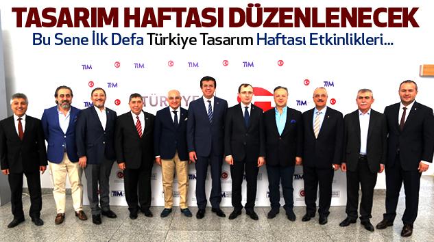 Türkiye Tasarım Haftası Düzenlenecek..