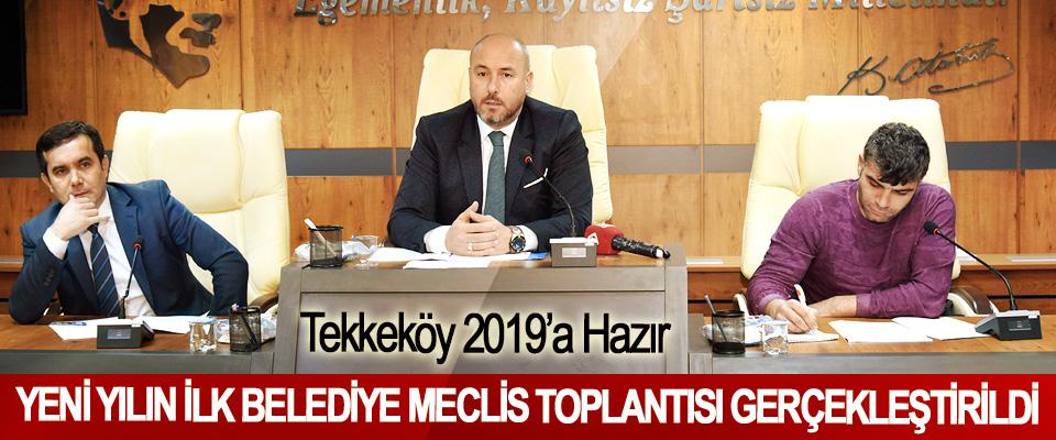 2019'da Tekkeköy'de Birçok Açılış Yapılacak