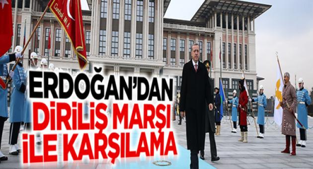 Erdoğan'dan Aliyev'e