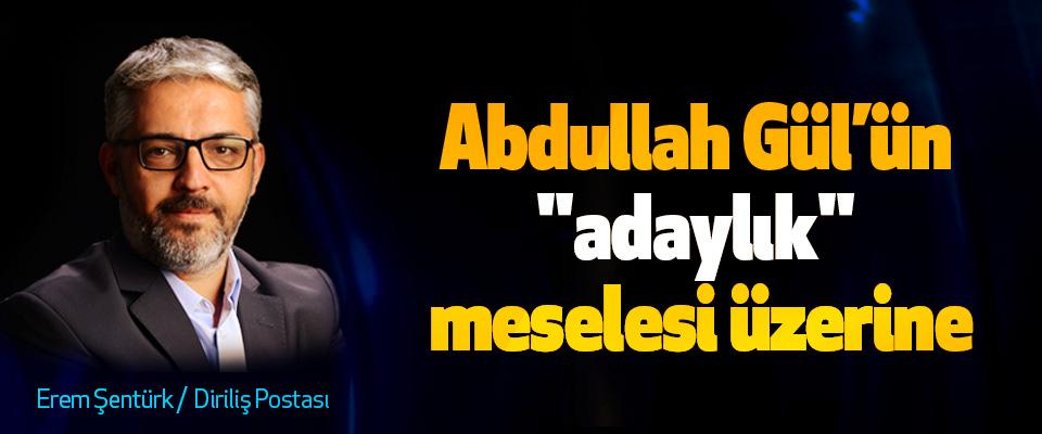Abdullah Gül'ün