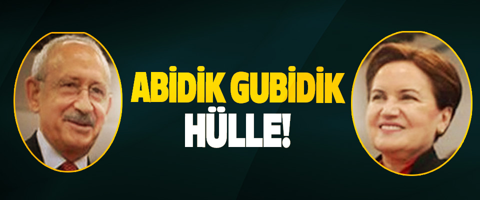 """""""Abidik gubidik"""" hülle!"""