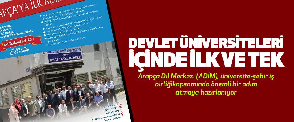 ADİM Samsun'u Türkiye'ye Tanıtacak Adımlar Atıyor...