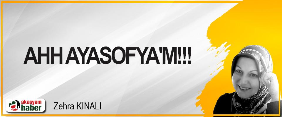 Ahh Ayasofya'm!!!