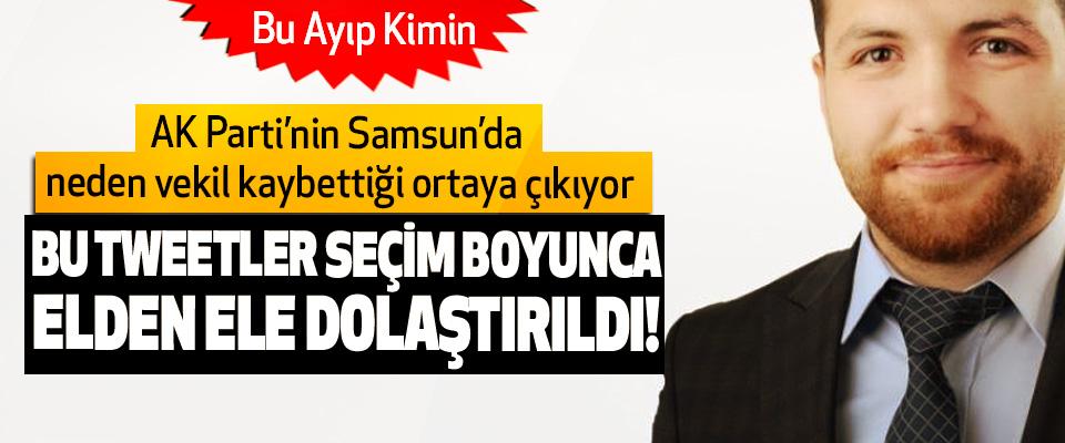 AK Parti'nin Samsun'da neden vekil kaybettiği ortaya çıkıyor