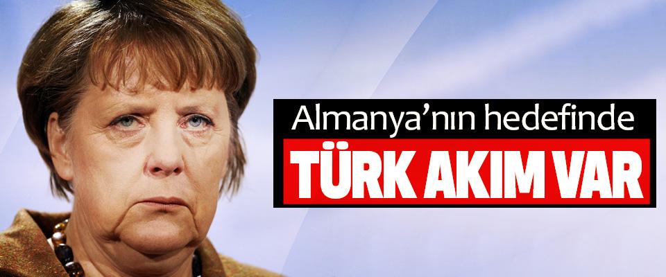 Almanya'nın hedefinde Türk Akım Var