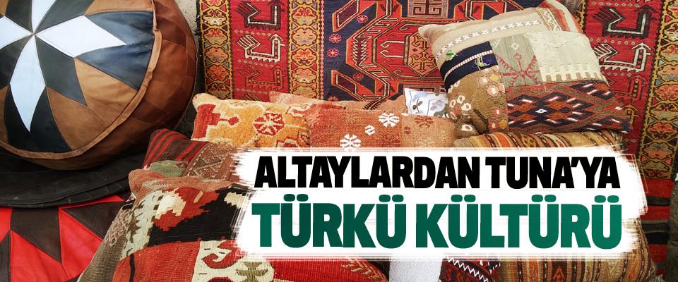 Altaylardan Tuna'ya Türkü Kültürü