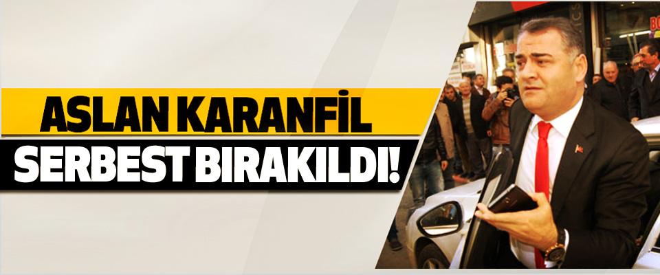 Aslan Karanfil Serbest Bırakıldı!