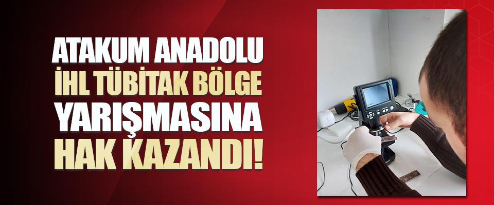 Atakum Anadolu İHL Tübitak Bölge Yarışmasına Hak Kazandı!