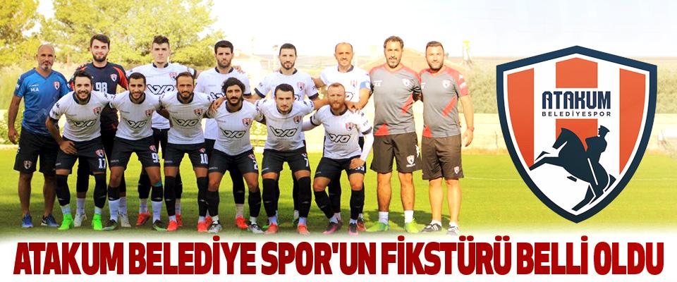 Atakum Belediye Spor'un Fikstürü Belli Oldu