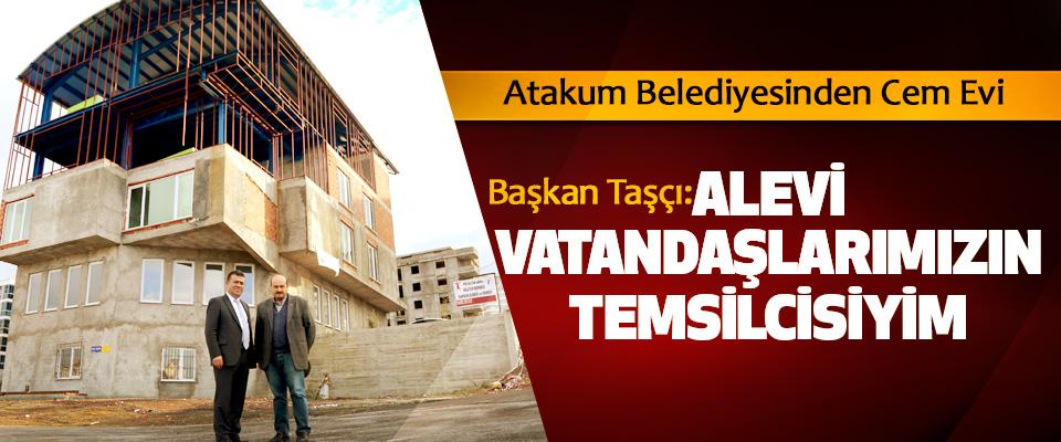 Atakum Belediyesinden Cem Evi