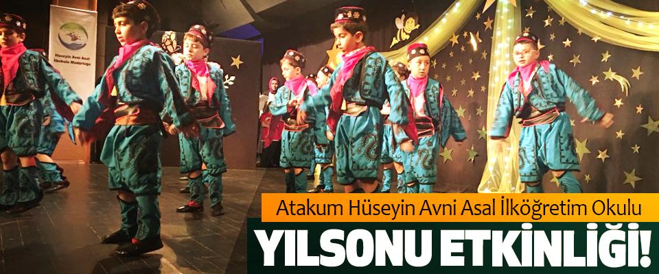Atakum Hüseyin Avni Asal İlköğretim Okulu  Yılsonu etkinliği!