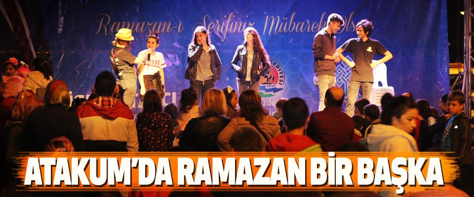 Atakum'da Ramazan Bir Başka