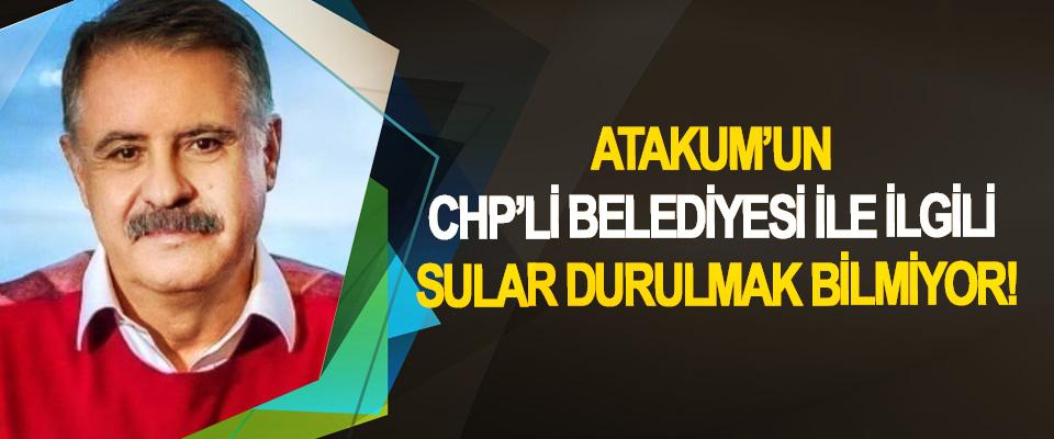 Atakum'un CHP'li Belediyesi'nde sular durulmak bilmiyor!