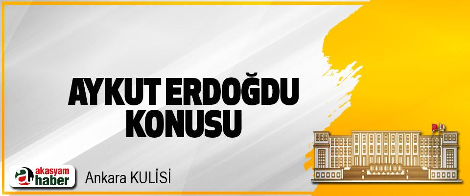 Aykut Erdoğdu Konusu