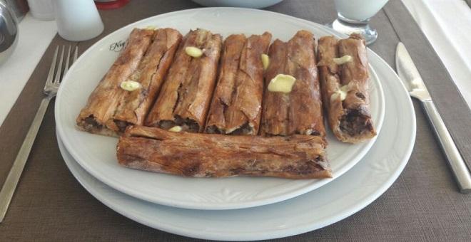 Bafra'nın Meşhur Yemek Seçenekleri