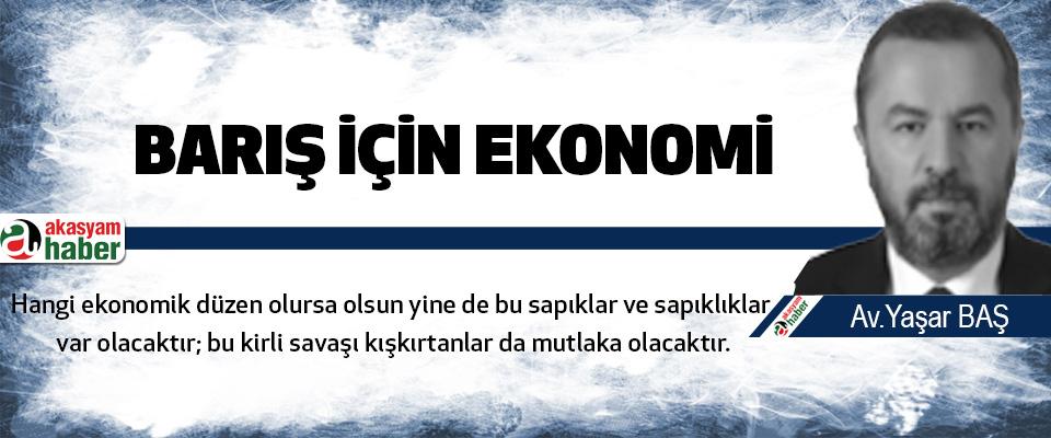Barış İçin Ekonomi