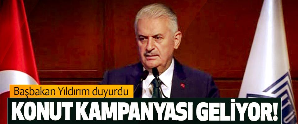 Başbakan Yıldırım duyurdu Konut Kampanyası Geliyor!