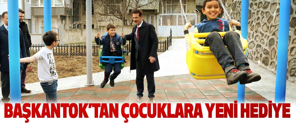 Başkan Erdoğan Tok'tan Çocuklara Yeni Hediye