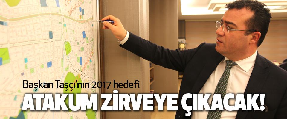 Başkan Taşçı'nın 2017 hedefi