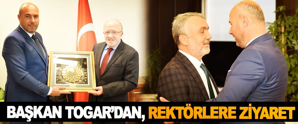 Başkan Togar: Tekkeköy'e Fakülte ve Öğrenci Yurdu Kazandıracağız