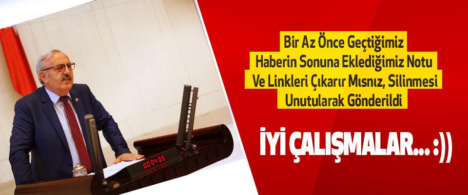 Bedri Yaşar'ın Basın Servisi İnternet Erişiminde Yaşanan Sıkıntılar