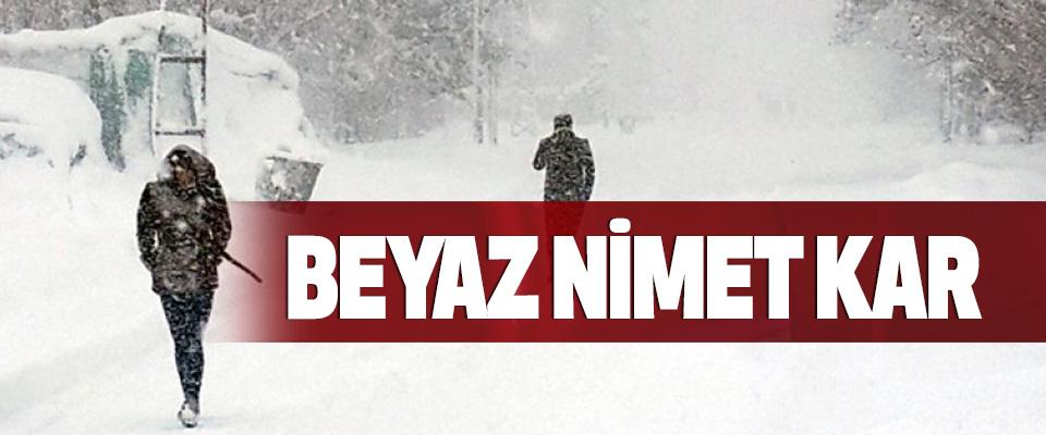 Beyaz Nimet Kar