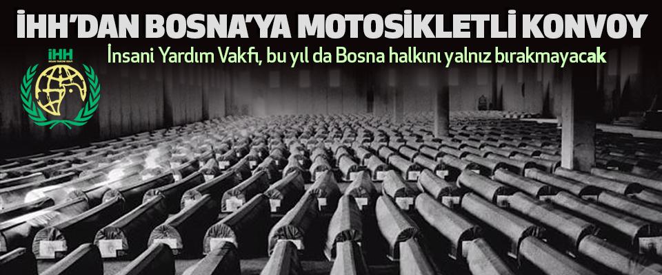 Bosna Hersek İçin Yeniden Yollardayız..