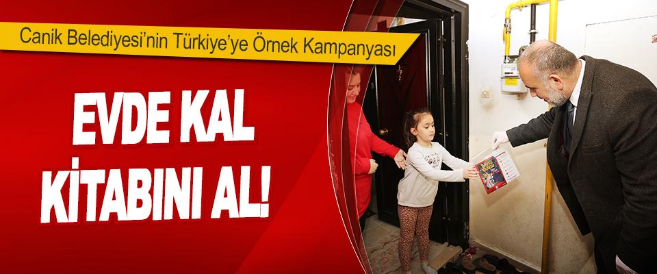 Canik Belediyesi'nin Türkiye'ye Örnek Kampanyası