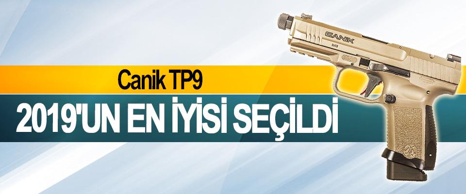 Canik TP9 2019'un En İyisi Seçildi