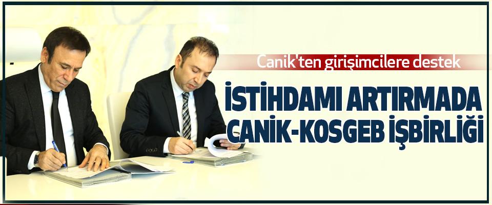 Canik'ten girişimcilere destek