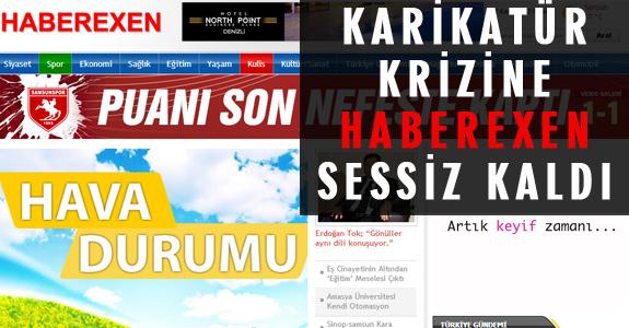 HABEREXEN SESSİZ KALDI!