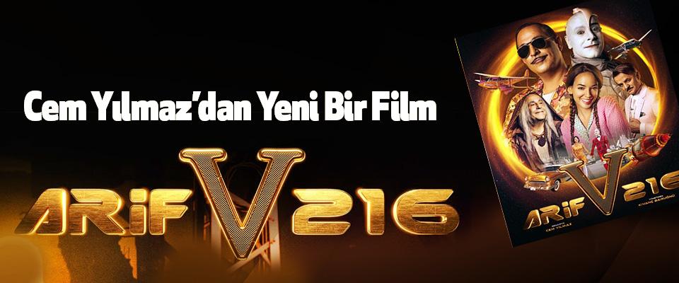 Cem Yılmaz'dan Yeni Bir Film arif v 216