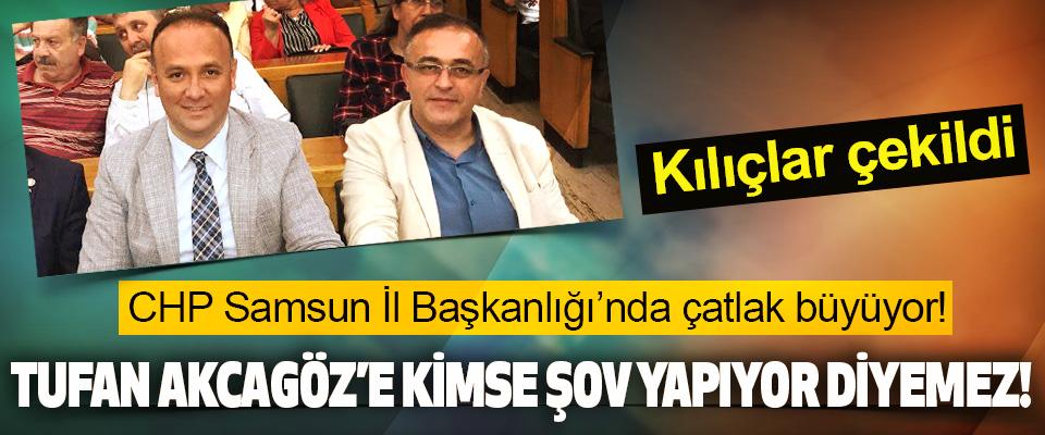 CHP Samsun İl Başkanlığı'nda çatlak büyüyor!