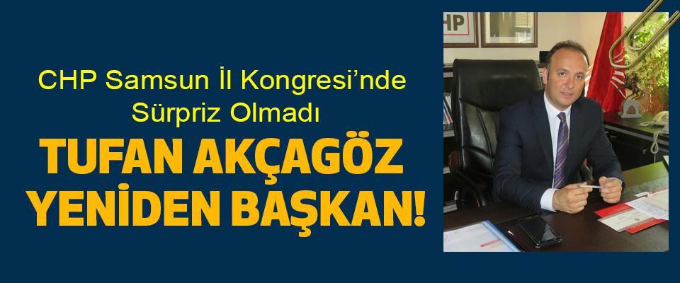 CHP Samsun İl Kongresi'nde sürpriz olmadı