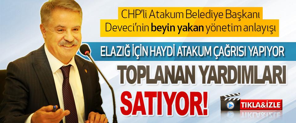 CHP'li Atakum Belediye Başkanı Deveci'nin Beyin Yakan Yönetim Anlayışı