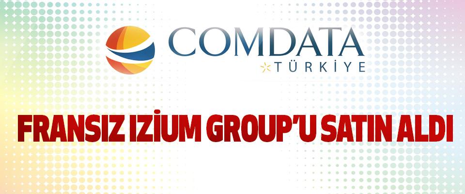 Comdata Fransız Izium Group'u Satın Aldı
