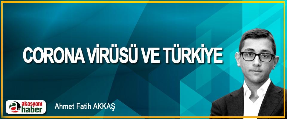 Corona Virüsü Ve Türkiye