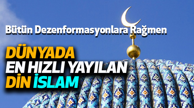 avrupada islam hızla yayılıyor ile ilgili görsel sonucu