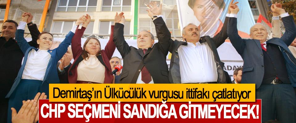 Demirtaş'ın Ülkücülük vurgusu ittifakı çatlatıyor