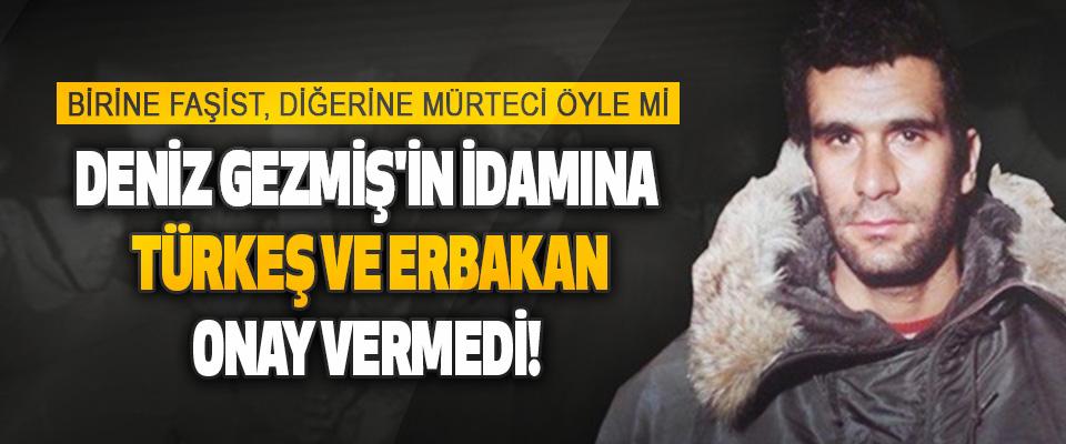 Deniz Gezmiş'in İdamına Türkeş Ve Erbakan Onay Vermedi!