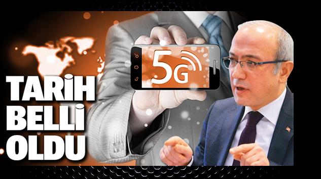 Eski bakan açıkladı: 4G değil 5G geliyor 97