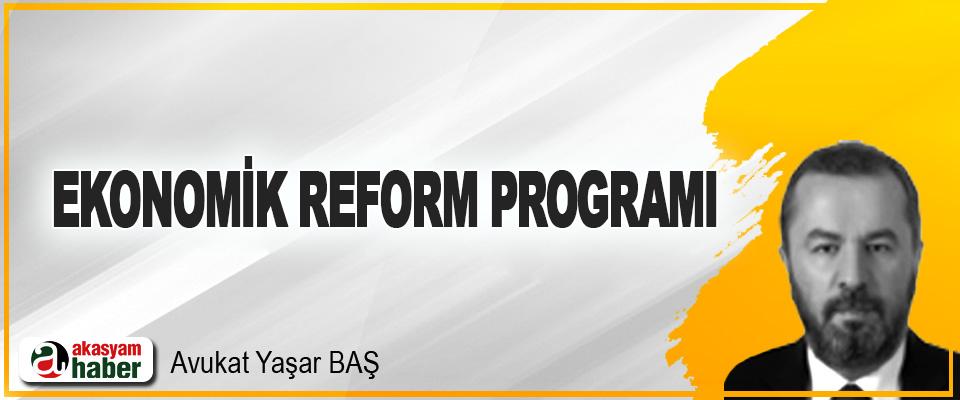 Ekonomik Reform Programı