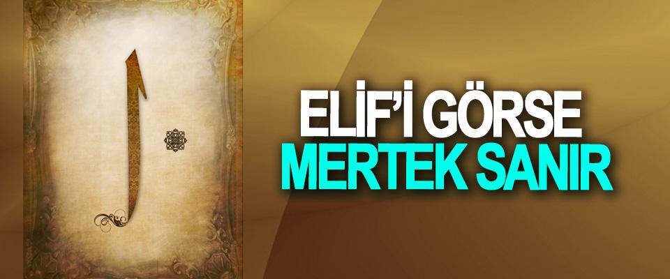 Elifi Görse Mertek Sanır