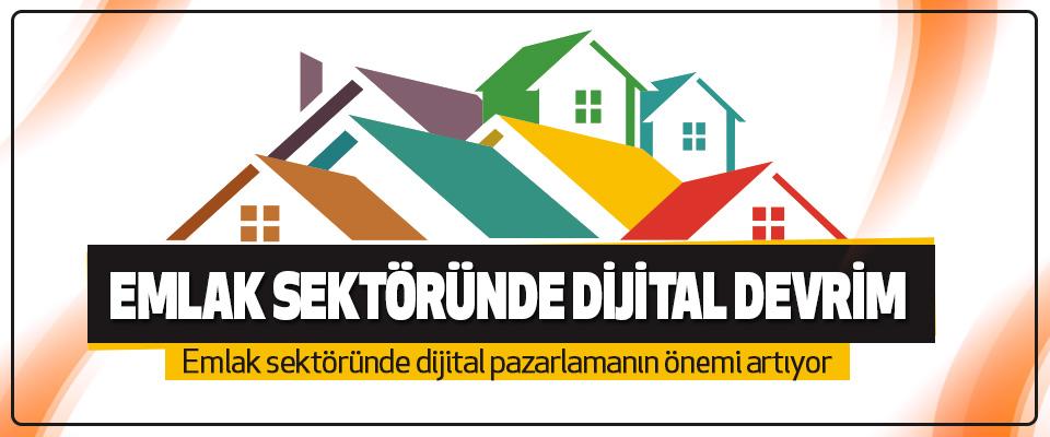 Emlak Sektöründe Dijital Devrim