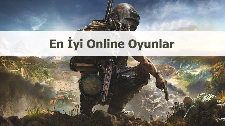 En iyi online oyunların listesi