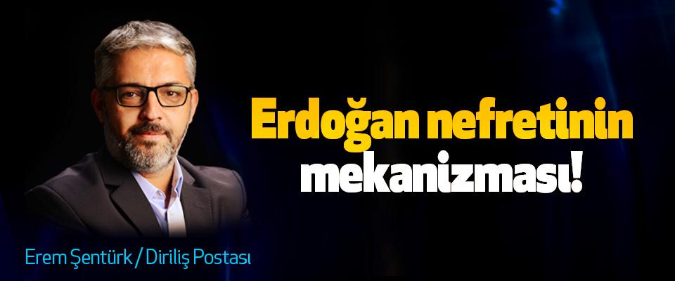 Erdoğan nefretinin mekanizması!