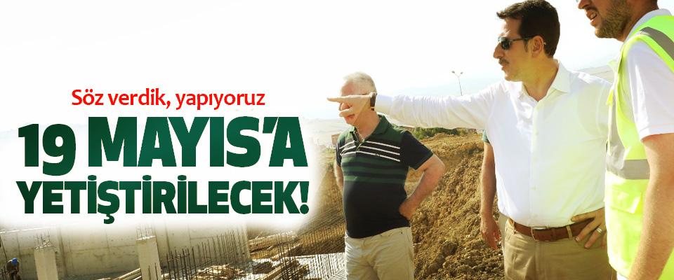 Erdoğan Tok: Söz verdik, yapıyoruz