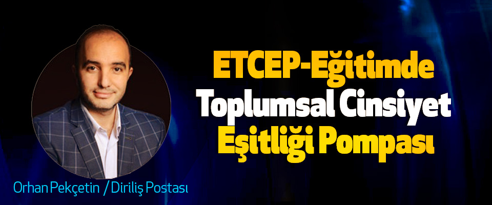 ETCEP-Eğitimde Toplumsal Cinsiyet Eşitliği Pompası