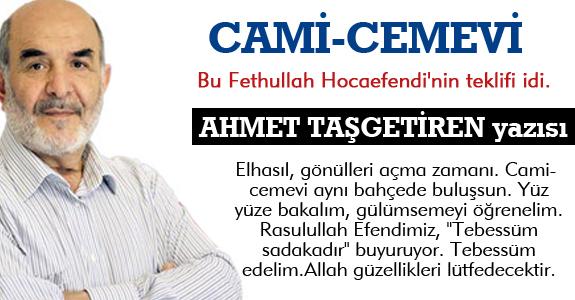 CAMİ-CEMEVİ