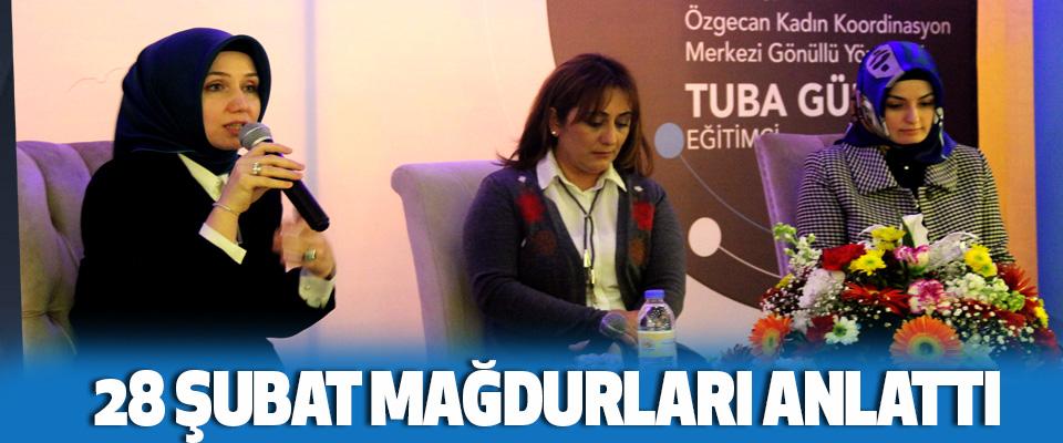 Fatma Taşçı: Recep Tayyip Erdoğan demek güven demek
